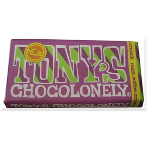 Tony's Melk Coffee Crunch