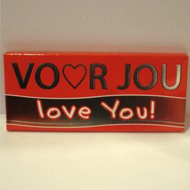 Voor Jou Love You reep