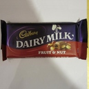 Cadbury Fruit & Nut 140 gram