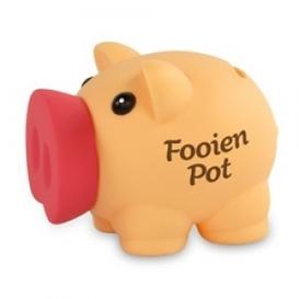 Spaarvarken Fooien Pot