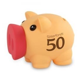 Spaarvarken 50 jaar