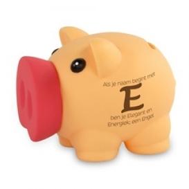 Spaarvarken Naam met E