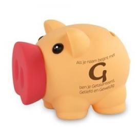 Spaarvarken Naam met G