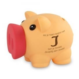 Spaarvarken Naam met J