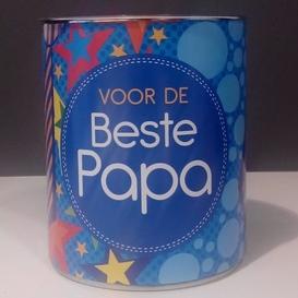 Blik Voor de Beste Papa