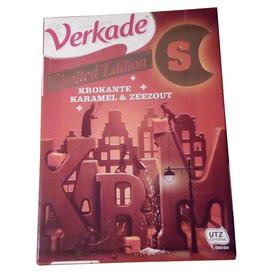 Verkade letter karamel&zeezout