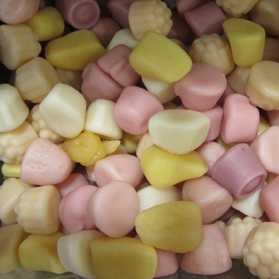 Yoghurt gums
