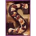 Decorletter puur met noten 240 gram