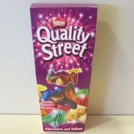 Quality Street doos
