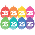 Ballonnen 25 jaar