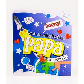 Wenskaart Papa