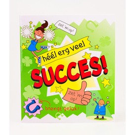 Wenskaart Veel succes