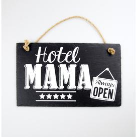 Stone Slogan Hotel mama
