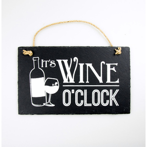 Stone Slogan Wine O'clock