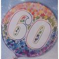 Heliumballon 60 jaar