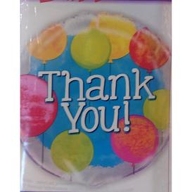 Heliumballon Thank You