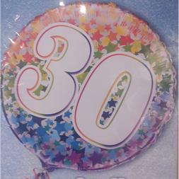 Heliumballon 30 jaar