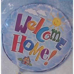 Heliumballon Welcome home