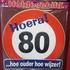Huldeschild 80 jaar