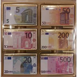 Choco Bankbiljetten 12 stuks assorti