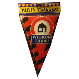 Vlaggenlijjn Welkom Thuis