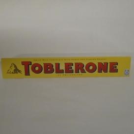 Toblerone melk 4.5 kg