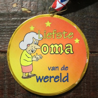 Medaille oma