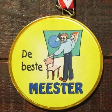 Medaille meester