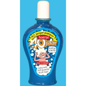 Fun Shampoo 40 jaar man