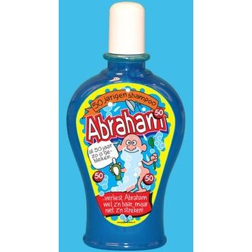 Fun Shampoo 50 jaar Abraham