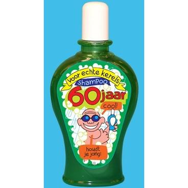 Fun Shampoo 60 jaar man