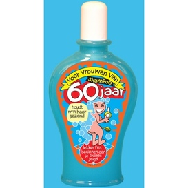 Fun Shampoo 60 jaar vrouw