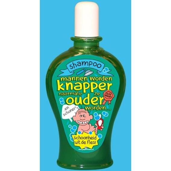 Fun Shampoo man ouder knapper