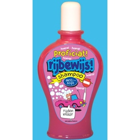 Fun Shampoo rijbewijs