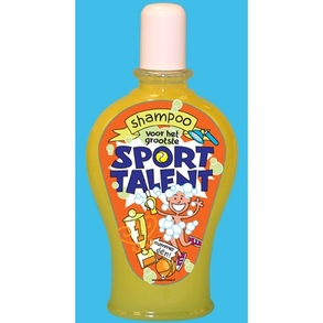 Fun Shampoo sport talent