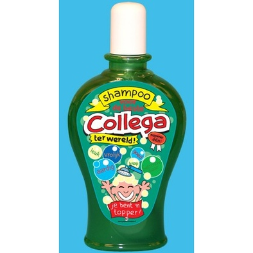 Fun Shampoo collega