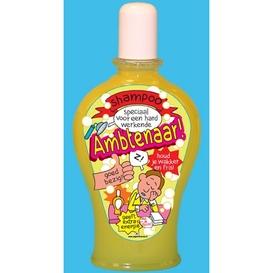 Fun Shampoo ambtenaar
