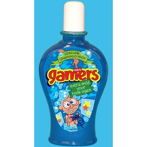 Fun Shampoo gamer
