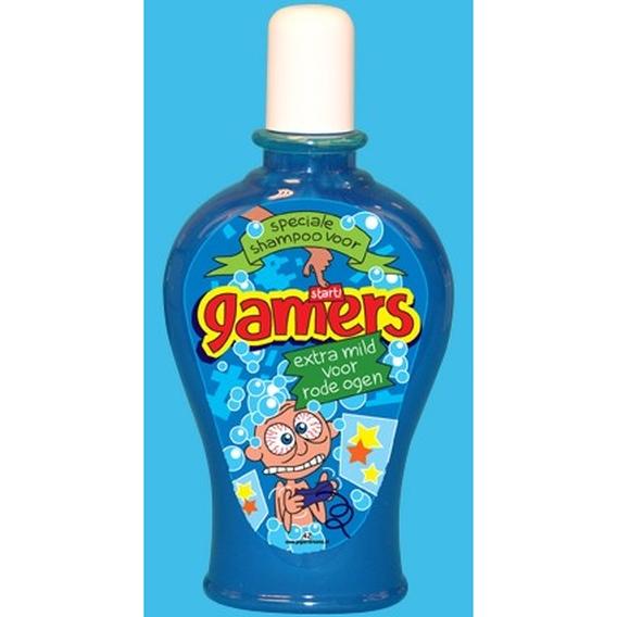 Fun Shampoo gamer