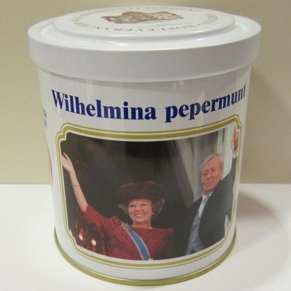 Wilhelmina bus paren