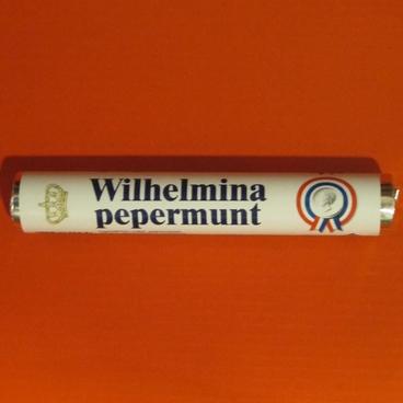 Wilhelmina Pepermunt rol