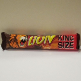 Lion king size