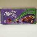 Milka Gebroken noten 100 gram