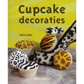 Cupcake decoraties, Paris Cutler