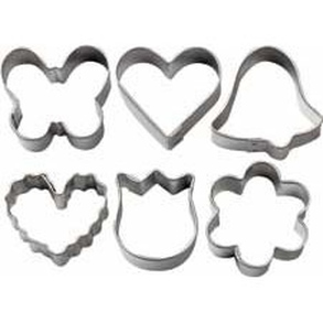 Mini Metal Romantic cutter set