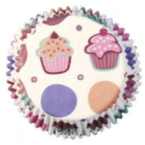 Baking cups Be My Cupcake