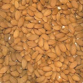Amandelen bruin 250 gram