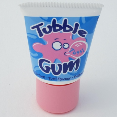 Tubble Gum fruit smaak