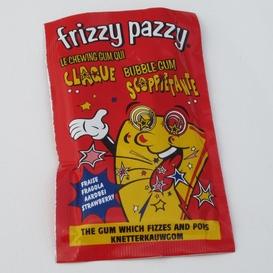 Frizzy Pazzy knetterkauwgom