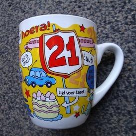 Mok 21 jaar
